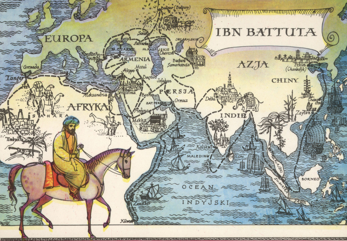 Why Arab Scholar Ibn Battuta is the Greatest Explorer of all Time - HISTORY