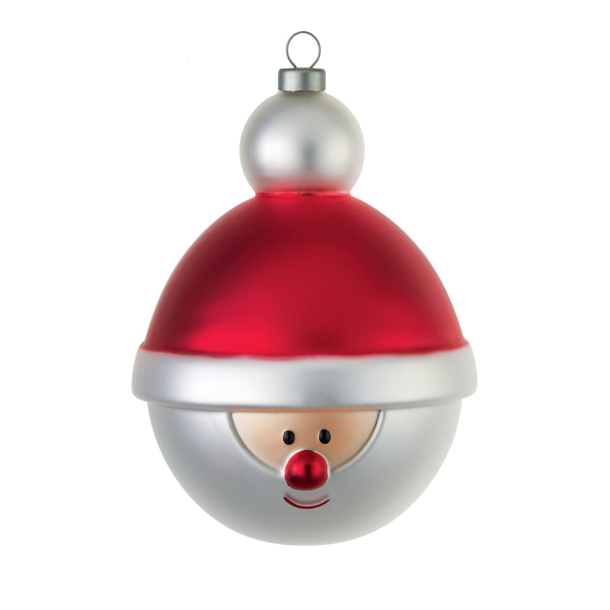 The A di Alessi - Christmas Tree Bauble, Santa Claus