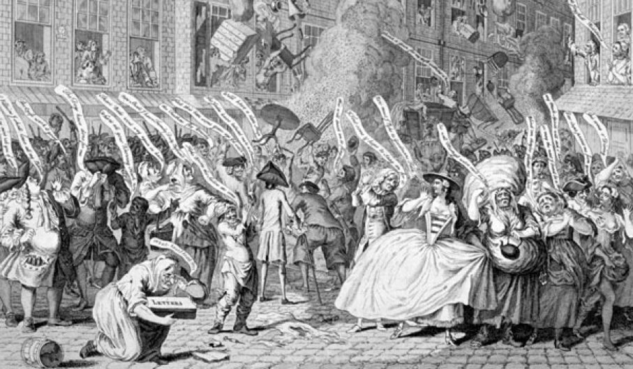 Show Notes: The Bawdy House Riot of 1668 | Stuff You Missed in History Class