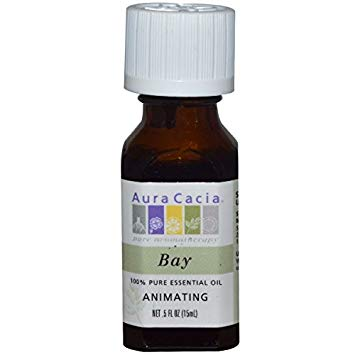 Aura Cacia Bay Essential Oils 1/2 oz