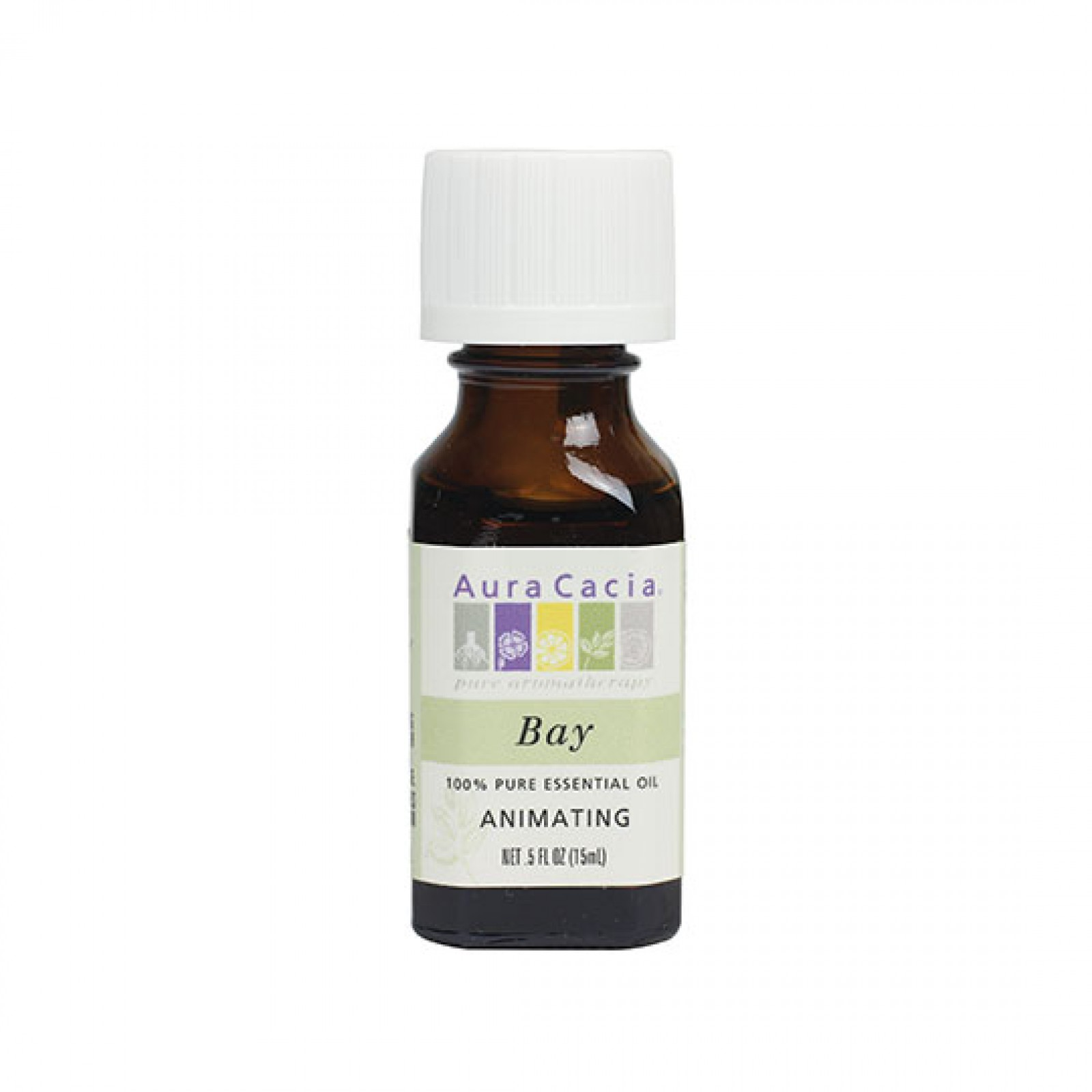 Aura Cacia Bay Essential Oil 0.5 fl. oz.