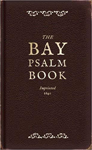 The Bay Psalm Book: A Facsimile: Diarmaid MacCulloch: 9781851244140:  Traveller Location: Books