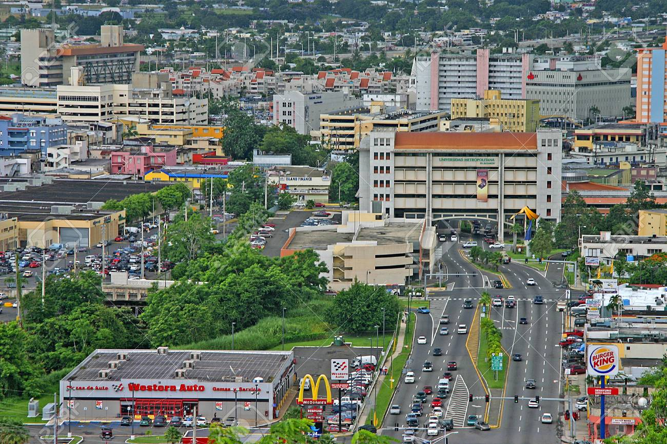 Bayamón, Puerto Rico Foto de archivo - 297181