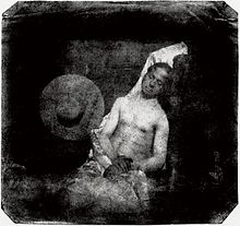 Self Portrait as a Drowned Man[edit]