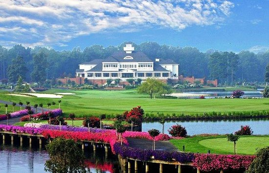 Great course, clubhouse, and happy hour - Review of Baywood Greens Golf  Course, Long Neck, DE - TripAdvisor