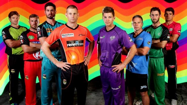 The 2015-16 Big Bash League will be the fifth edition of the BBL.