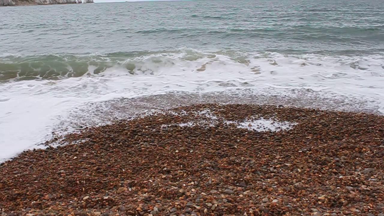 Beach berm formation