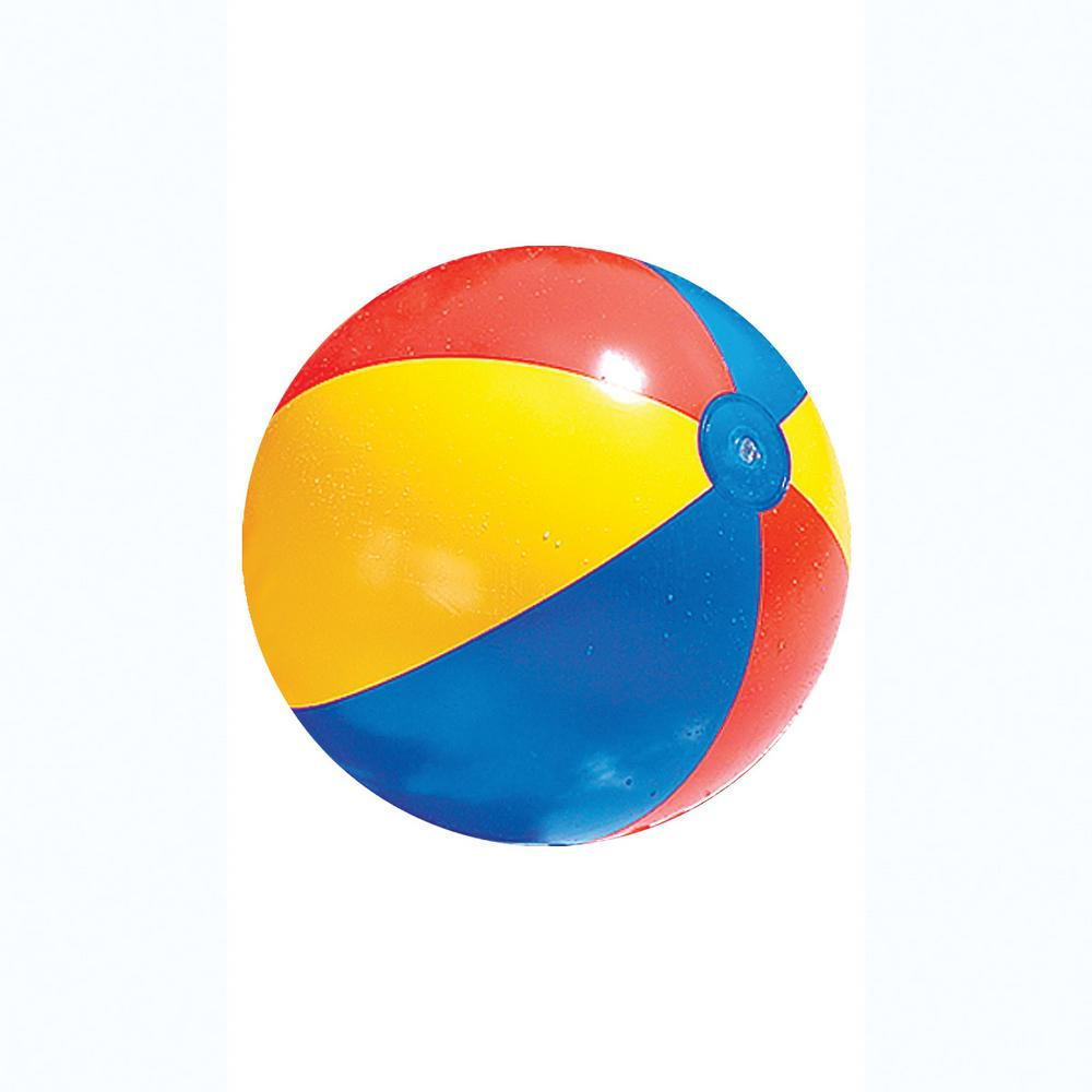 Classic 6-Panel Beach Ball