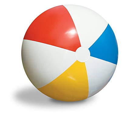 Swimline Classic Beach Ball