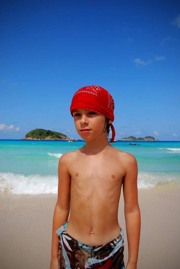 Beach boy   by manimum1 Beach boy   by manimum1