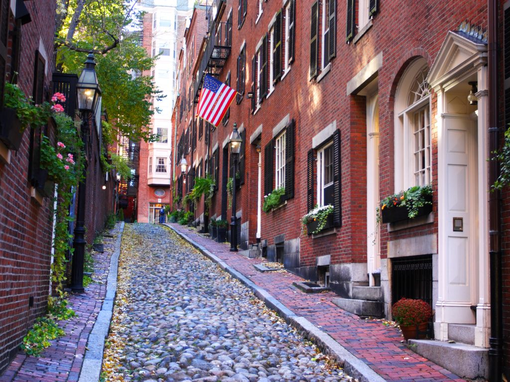 ☆Historic Beacon Hill Boston☆A+++ Location☆Walk Everywhere☆Modern and  Renovated☆