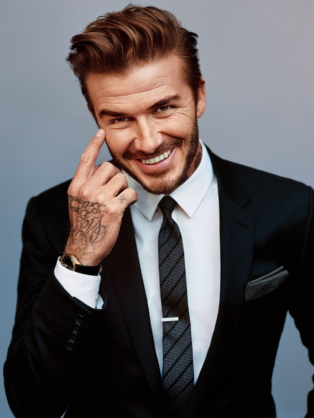 David Beckham on Retirement, Family Life, and Protecting His Kids