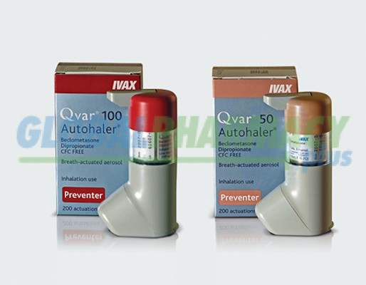 Qvar Beclomethasone Dipropionate