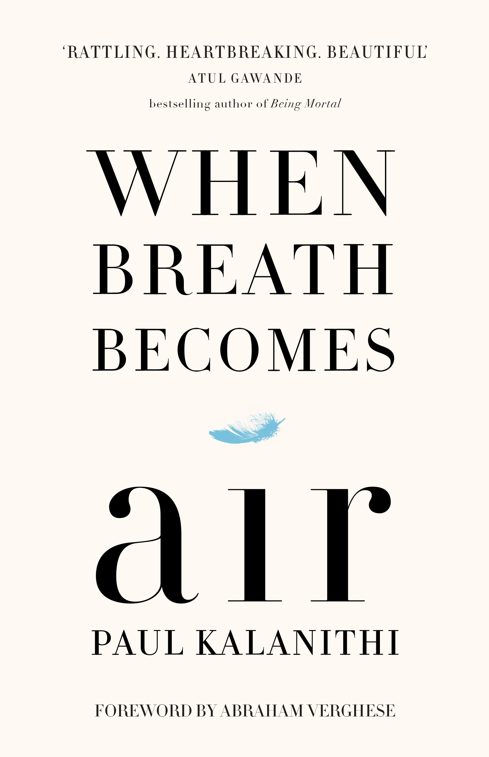 Buy When Breath Becomes Air Book Online at Low Prices in India | When  Breath Becomes Air Reviews & Ratings - Amazon.in