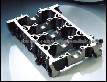 Engine Bed Plate