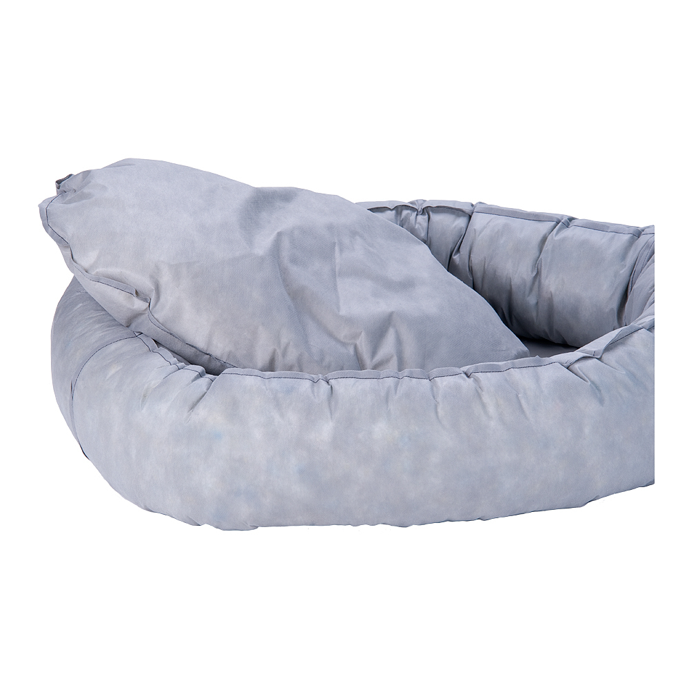 Inlett bedtick dogbed KENSONS for dogs - Size L