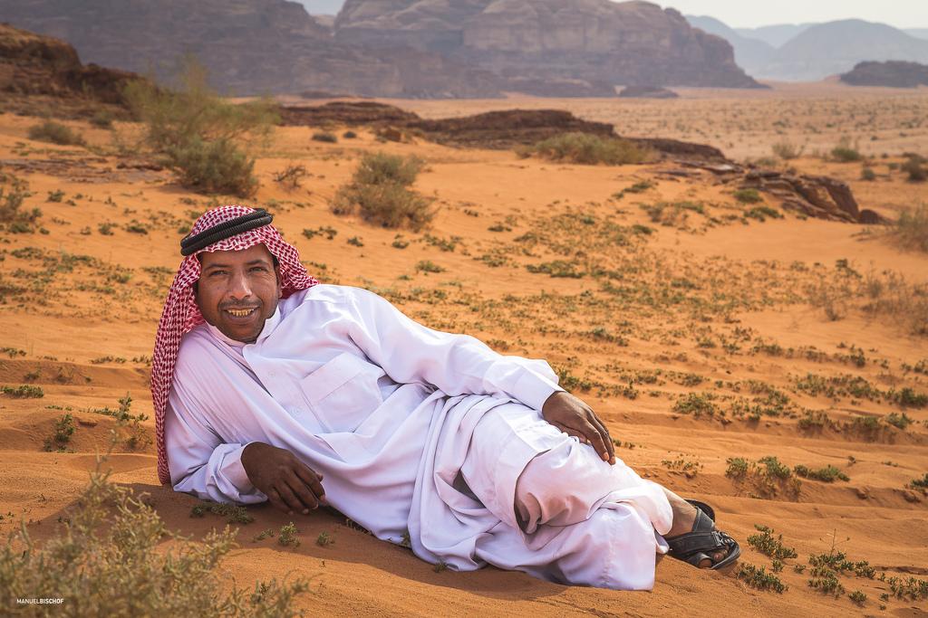 Manuel_Bischof Beduin Portrait || Wadi Rum | by Manuel_Bischof