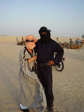 Tunisian Sahara: beduin