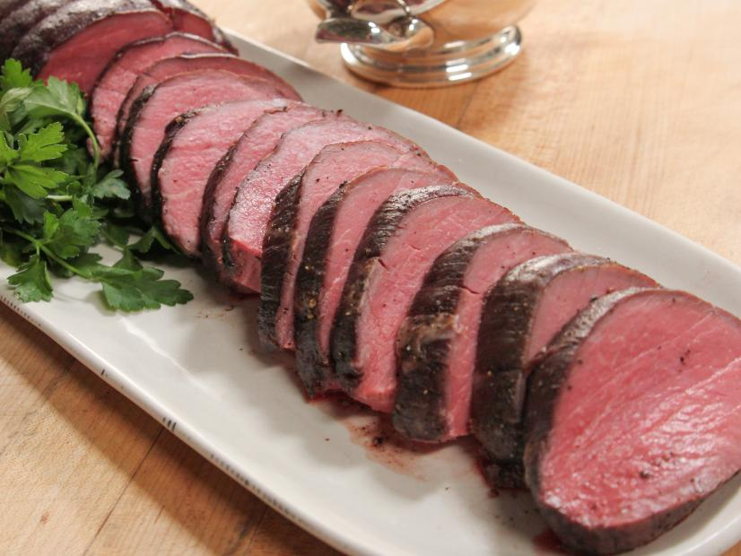 Filet of Beef with Mustard Mayo Horseradish Sauce Recipe | Ina Garten |  Food Network