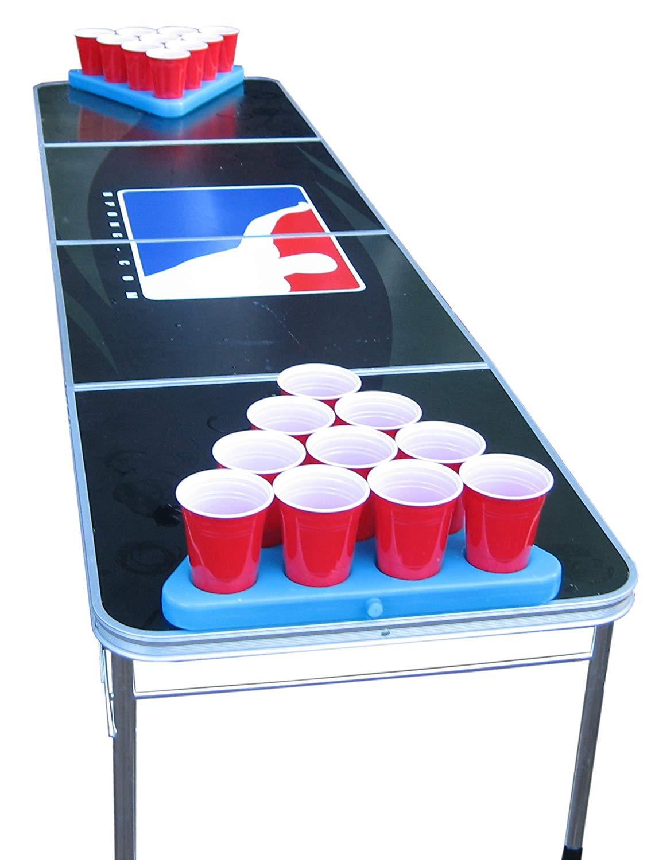 GoPong N-Ice Beer Pong congelable en estante juego, incluye 2 estantes, 3  bolas y reglas: Traveller Location.mx: Deportes y Aire Libre