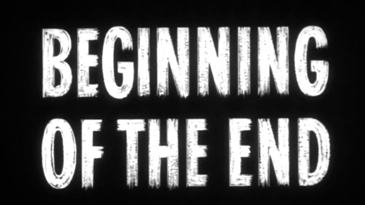 """""""The Beginning of the End""""-1957 Modern Trailer on Vimeo"""