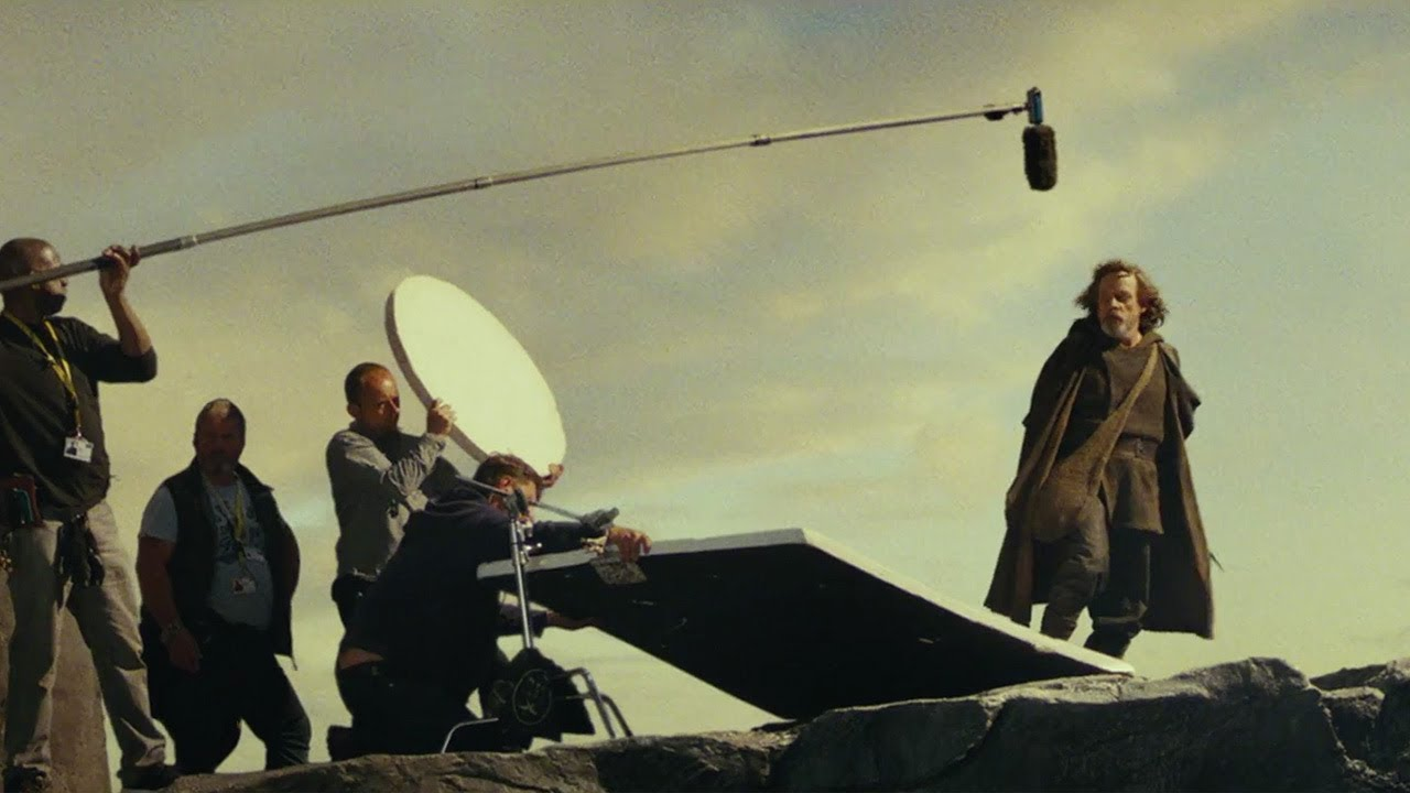 Star Wars: The Last Jedi - Behind-the-Scenes Featurette