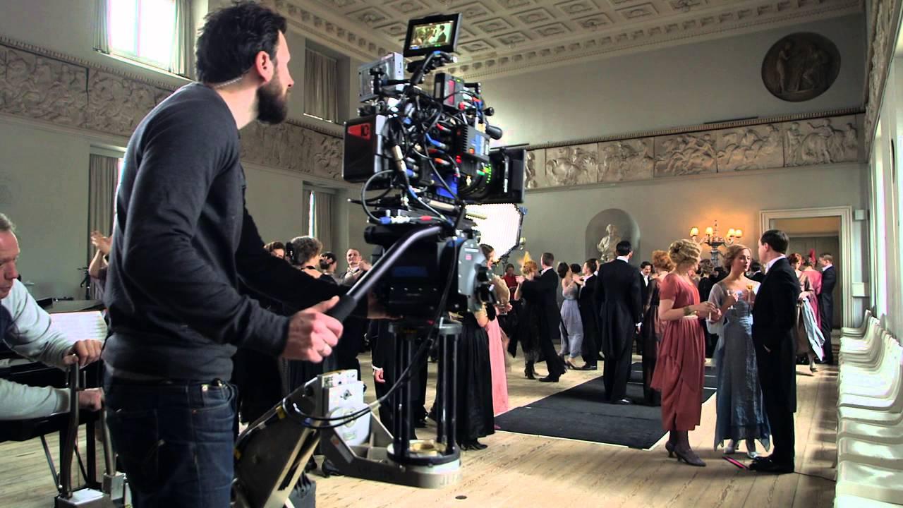 Behind The Scenes on The Danish Girl (Movie B-Roll & Bloopers) - Eddie  Redmayne, Alicia Vikander - YouTube