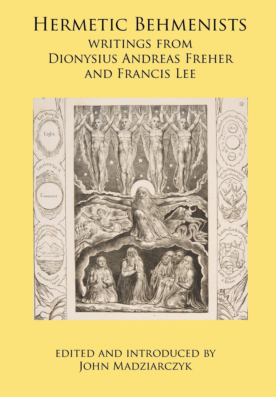 Hermetic Behmenists: Writings from Dionysius Andreas Freher and Francis  Lee: Dionysius Andreas Freher, Assistant Professor Department of Thematic  Studies