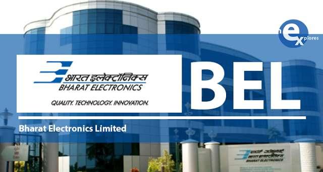 BEL Recruitment 2018 | B.Tech/ Diploma Apprentice | 100 Posts | Last Date:  3rd September 2018