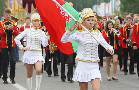 Belarusian Written Language Day in Shchuchin