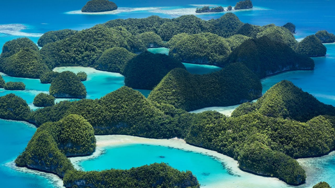 BELAU REKID - National Anthem of Palau