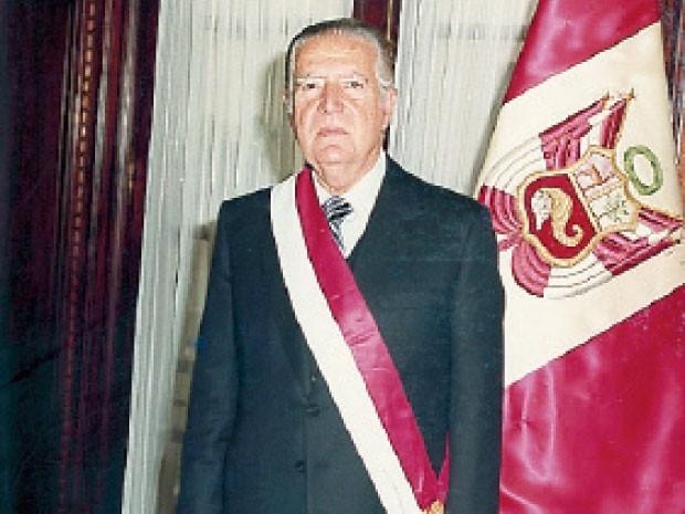 Principales presidentes del Perú: Fernando Belaunde Terry