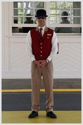 Bell Boy- Bell Captain Uniform