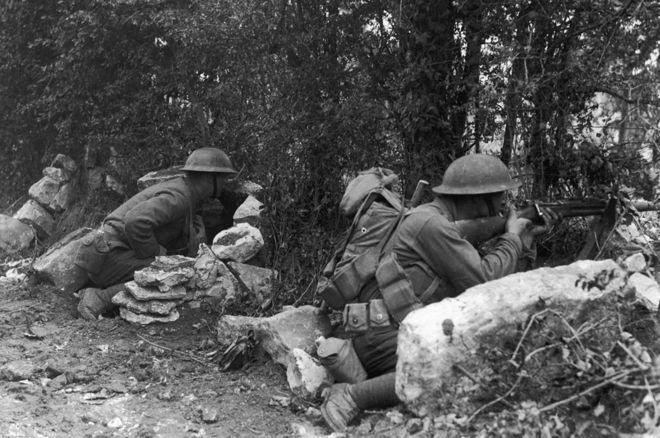 Marines at Belleau Wood