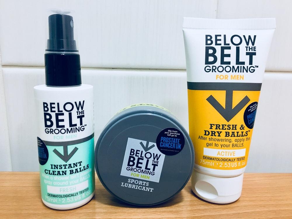 Below the Belt Grooming review