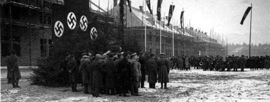 Military Base Belsen (1935-1945)