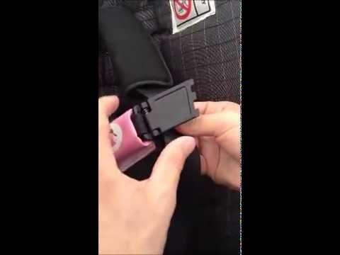 How to correctly use Belt Up Kidz