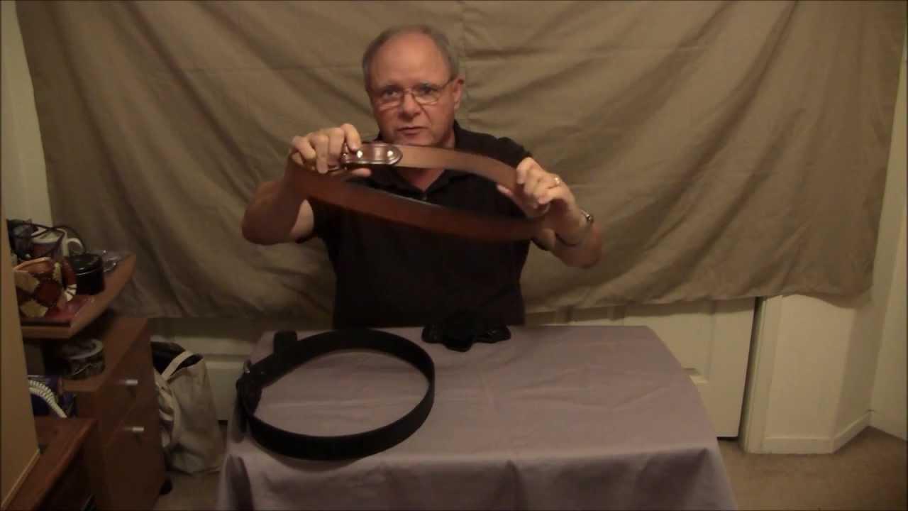 EDC Belt from The Beltman..Great Belt!