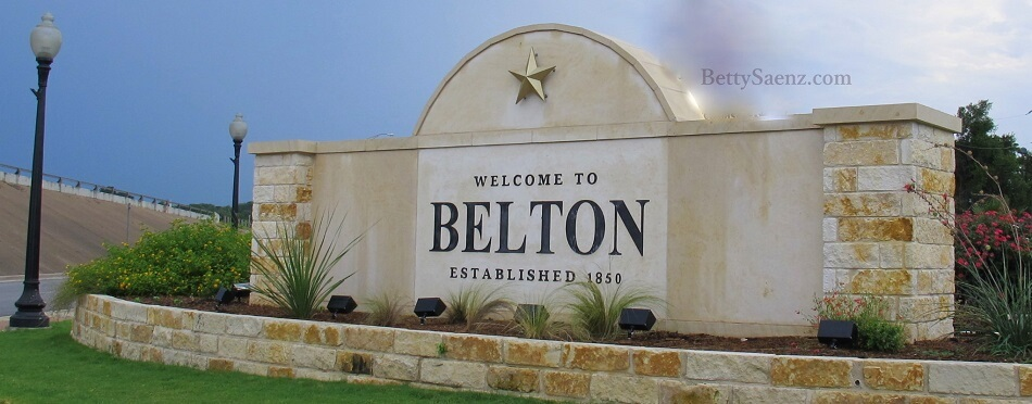 Belton Historic Homes