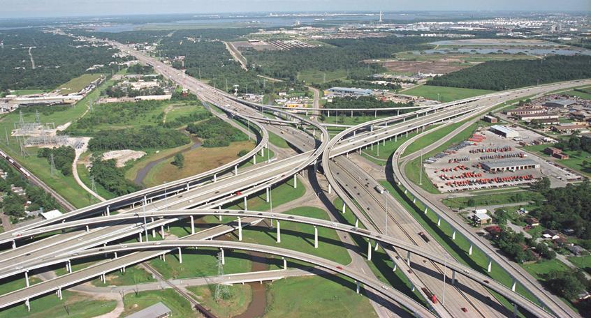Beltway 8 East / IH 10, Houston, Texas