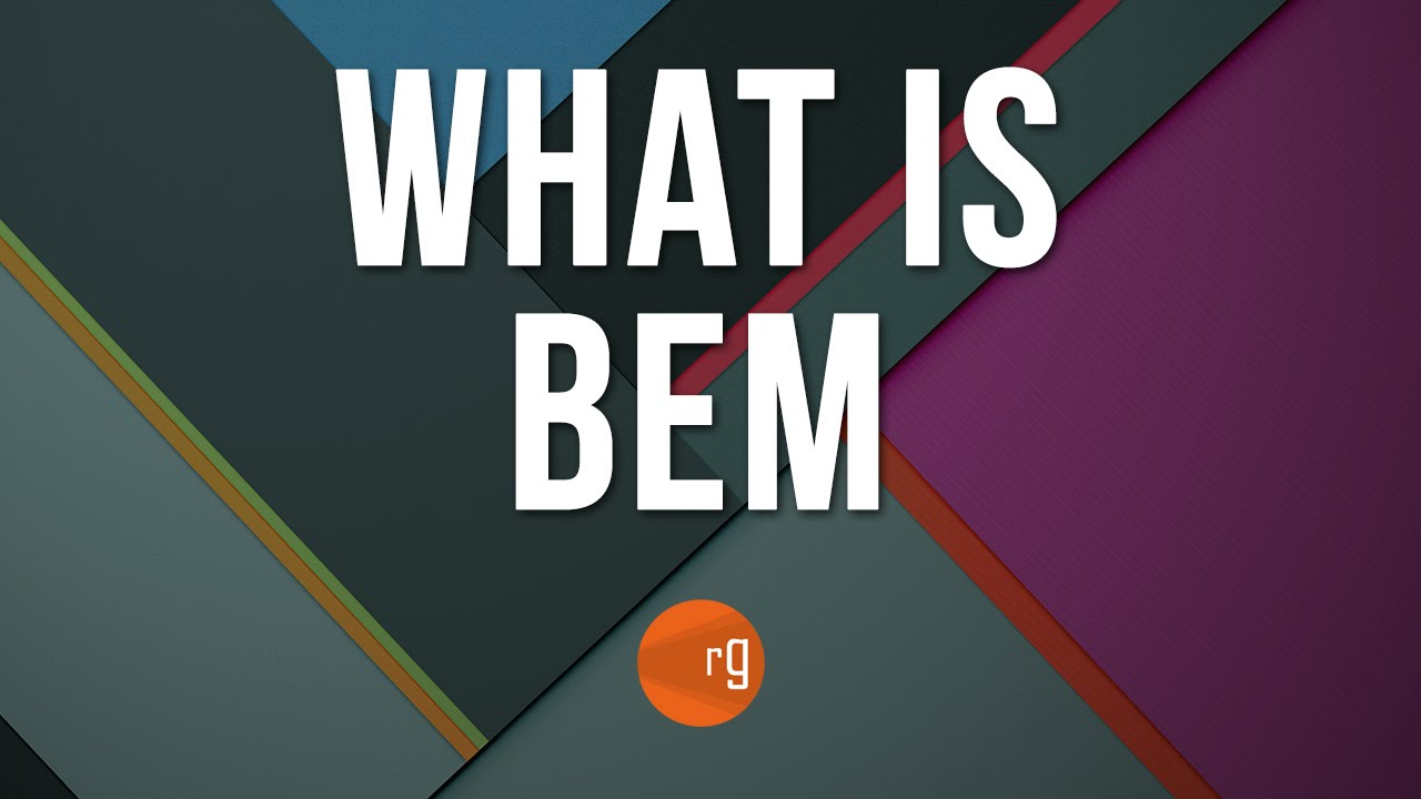 What is BEM CSS and how to use it (CSS Tutorial 1/2)
