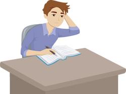 homework is bemusing