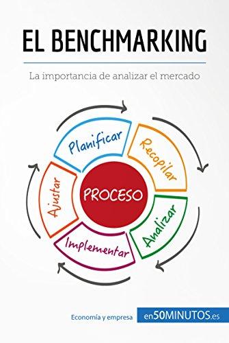 El benchmarking: La importancia de analizar el mercado (Gestión y  Marketing) (Spanish