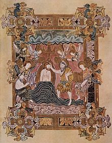Benedictional of St. Æthelwold