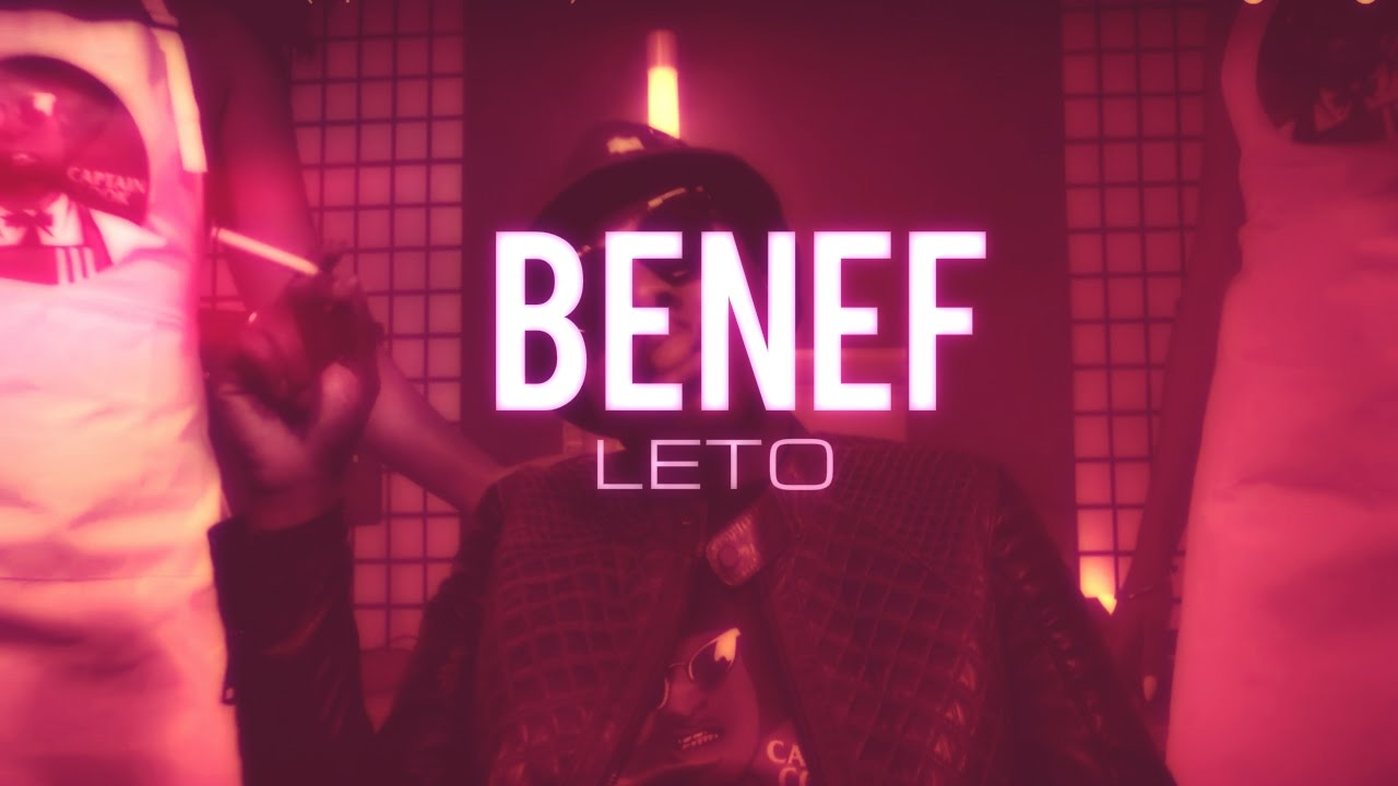 Benef I INSTRUMENTAL 2017 I Leto X Cheu B Type Beat I Squadro Beats