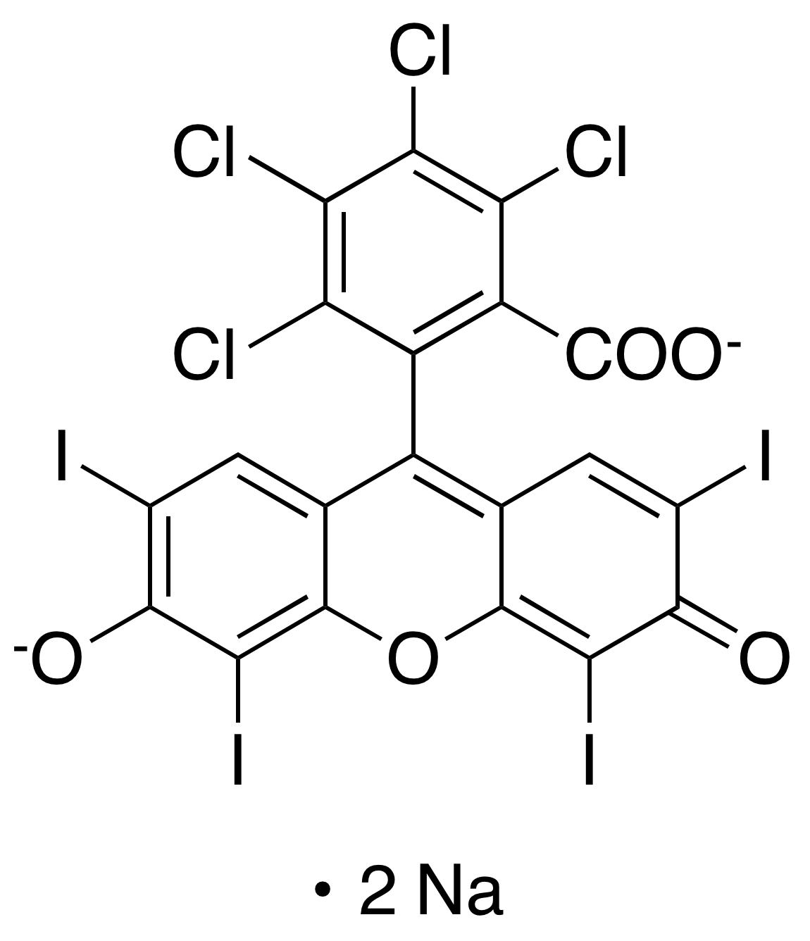 Rose Bengal, C.I. 45440, Certified