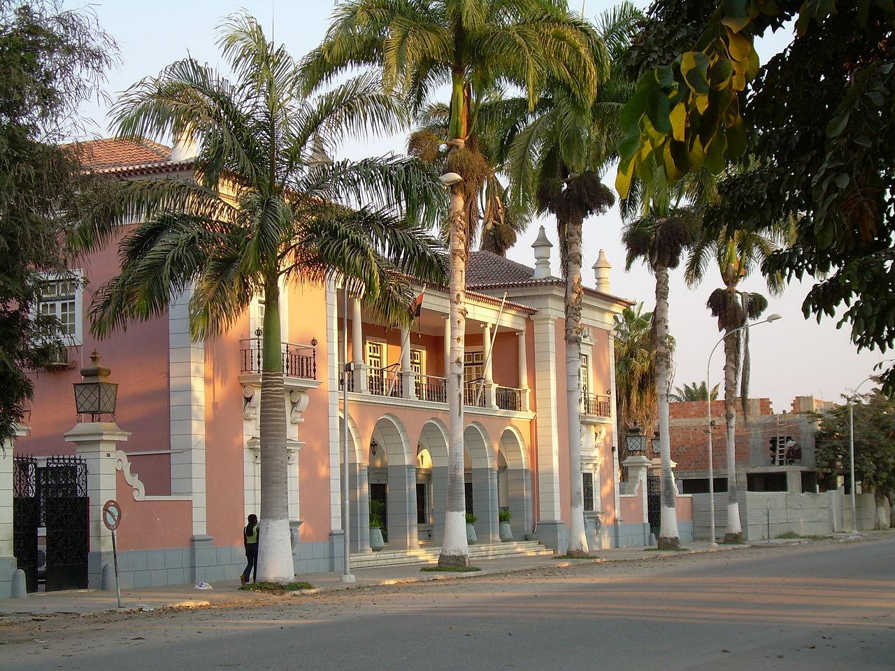 Benguela, Angola, image by F H Mira via Creative Commons