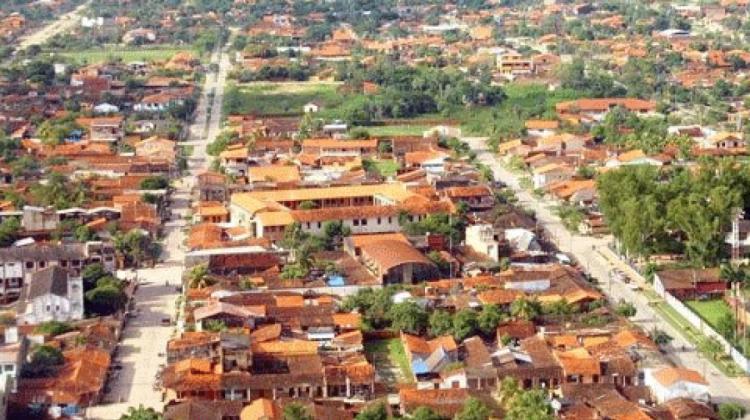 Trinidad, capital del departamento del Beni. Foto de archivo: El Diario.