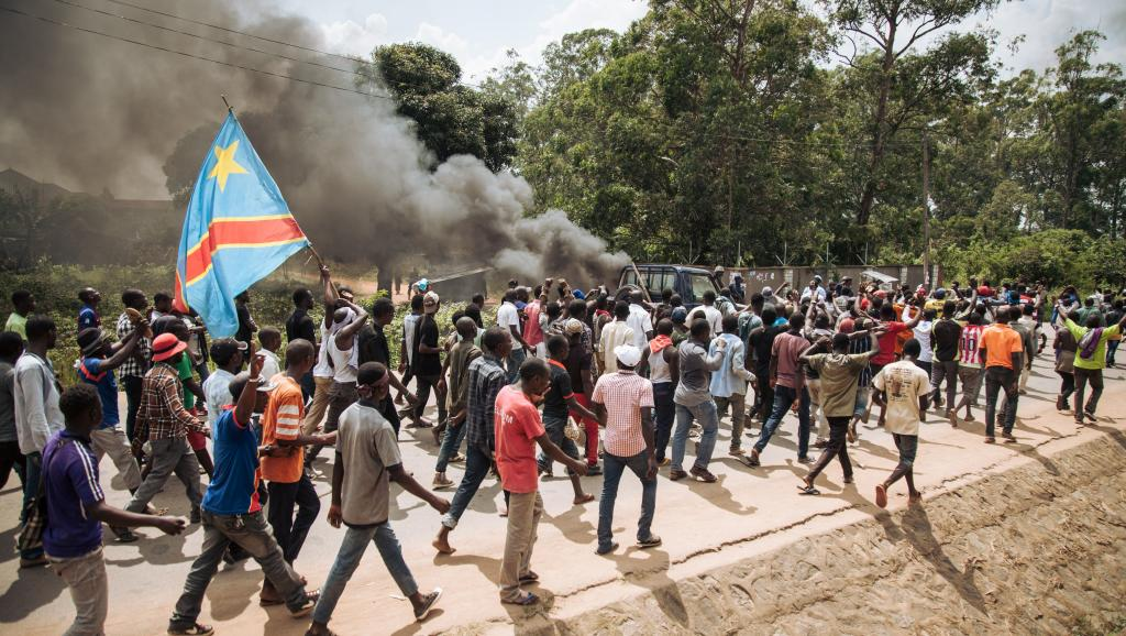 DRC: angry protest against the postponement of elections in Beni - RFI -  International News