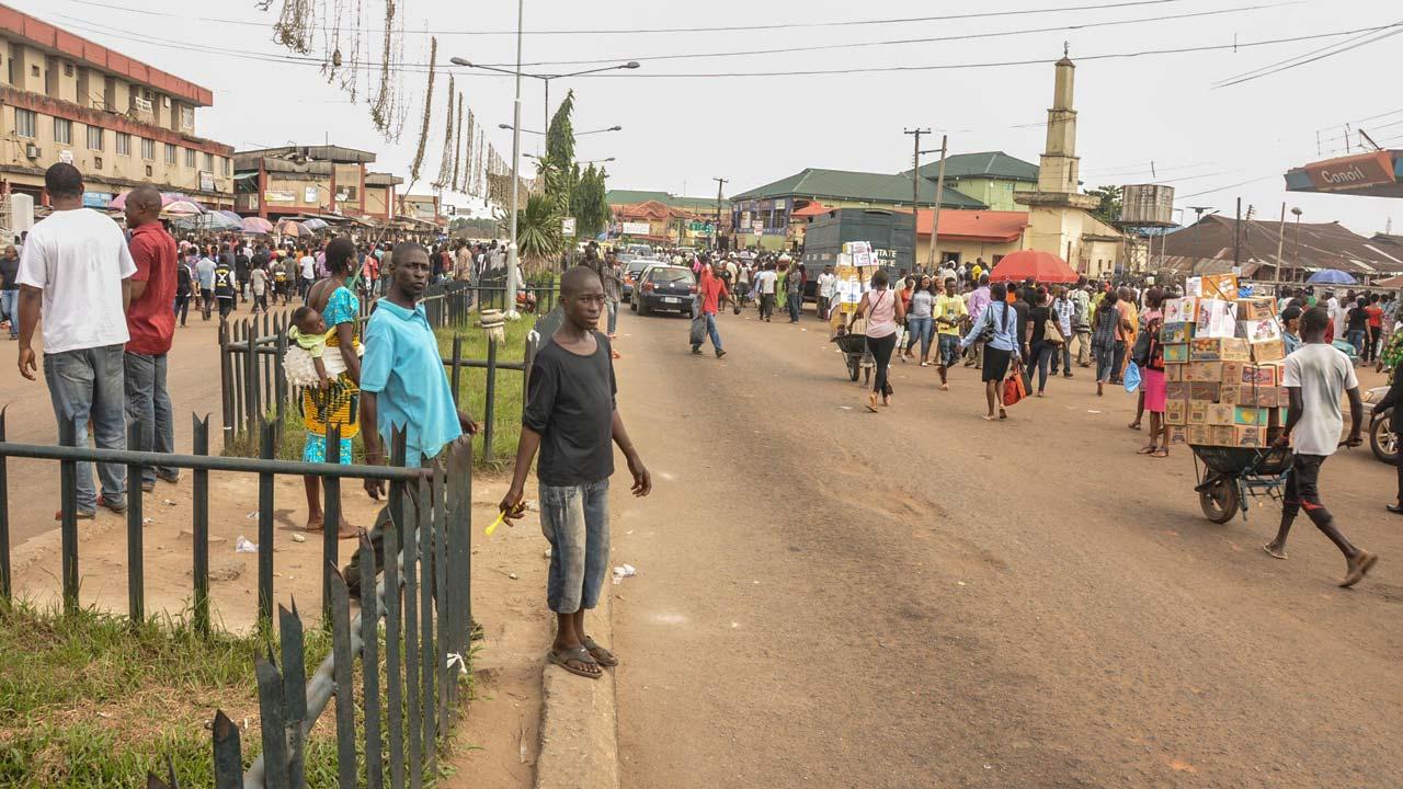 Benin City, Edo State. PHOTO: Traveller Location